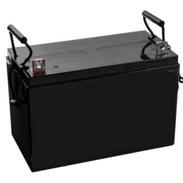 Mejor batería secundaria o batería auxiliar para furgoneta camper